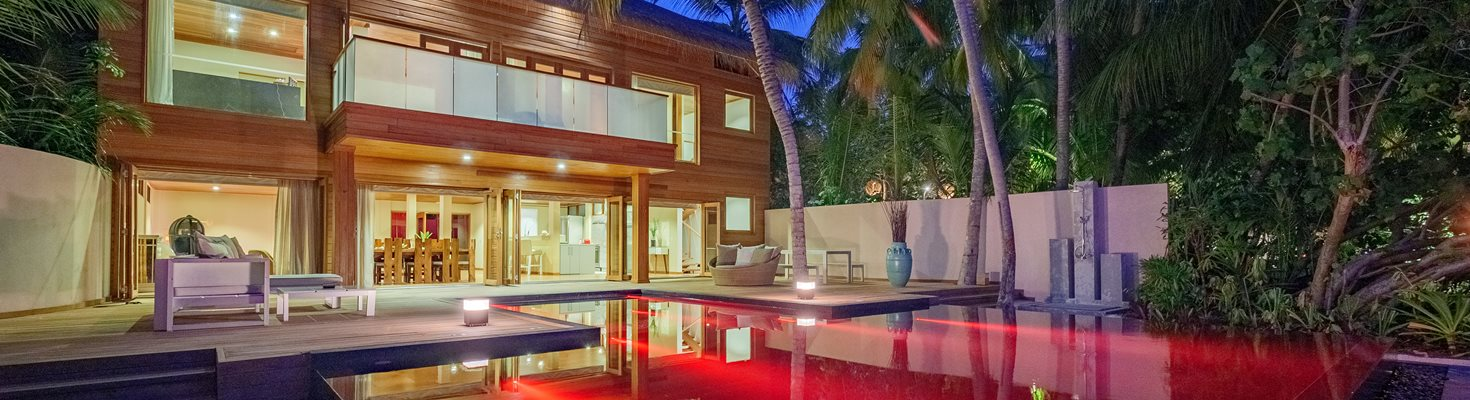 A feathered hideaway for the honeymooners unveils at Huvafen Fushi