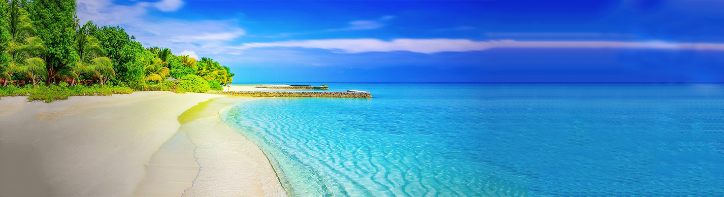 Islamic and Tropical Blend of the Maldives - The Perfection!